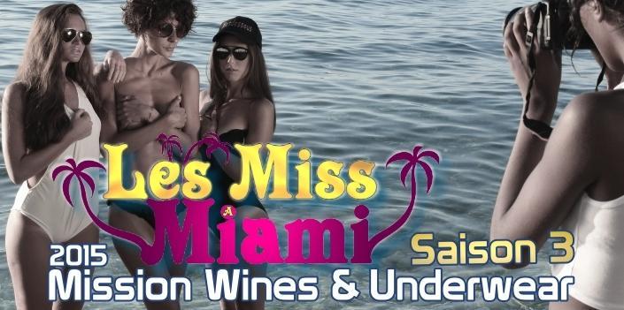 Les Miss à Miami Saison 3
